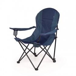 Кресло Директор синий Time Eco