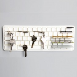 Держатель ключей и мелких предметов Keys Board Qualy Белый