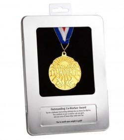 Медаль металл Сo-worker