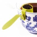 Заварник друшлаг для чая Салатовый