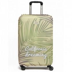 Чехол для чемодана California Dreaming Rocket Design