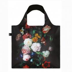Сумка для покупок складная DE HEEM Still Life with Flowers 1650-83 LOQI