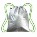 Рюкзак METALLIC Silver LOQI