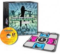 Танцевальный коврик «Звезда танца» DDR Platinum