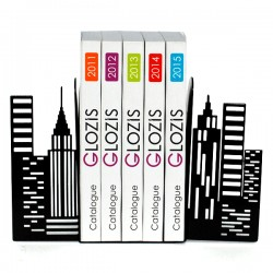 Упоры для книг Glozis City