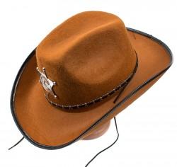 Шляпа шерифа взрослая