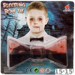 Бабочка с кровью Halloween