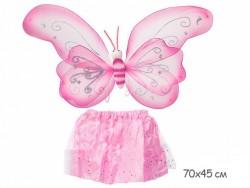 Карнавальный костюм бабочки с тельцем