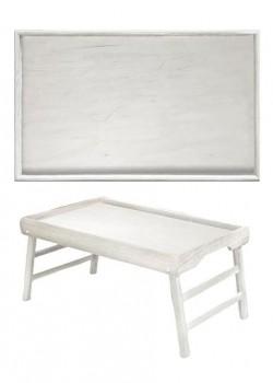 Столик для завтрака Белый дым