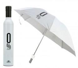 Зонт бутылка белый