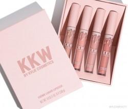 Набор Матовых Помад KKW by Kylie cosmetics