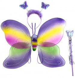 Набор бабочки Радужные