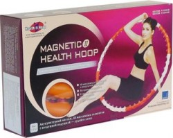 Массажный обруч Magnetic Health Hoop II