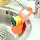 Подвесной органайзер для кухонных принадлежностей Оранжевый