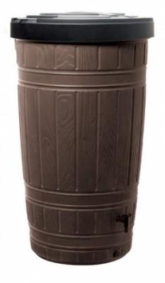 Емкость для сбора дождевой воды Woodcan 265 л  коричневая