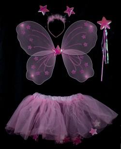 Набор феи Звездочка розовый
