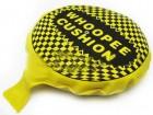 Подушка пердушка 20см желтая