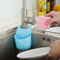 Подвесной органайзер для кухонных принадлежностей, Голубой