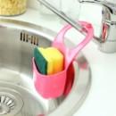 Подвесной органайзер для кухонных принадлежностей, Розовый