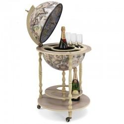 Глобус-бар напольный Тукано Ivory