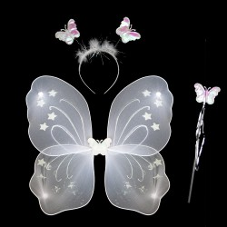 Набор Бабочки белые