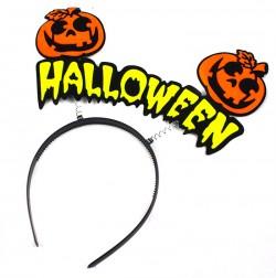 Обруч Halloween тыквочки