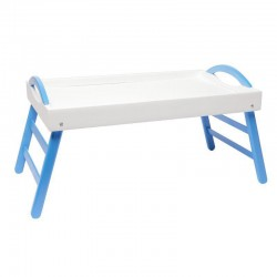 Столик Бело-голубой