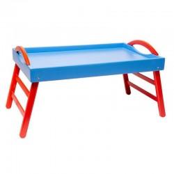 Столик Сине-красный