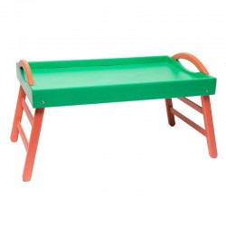 Столик Зелено-красный