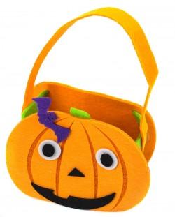 Кашпо для сладостей Halloween Тыквушка