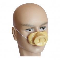 Карнавальный нос пятачок