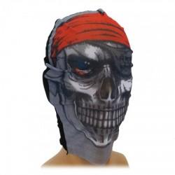 Маска чулок Череп Пирата