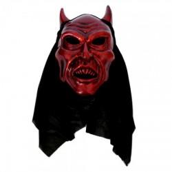 Маска с капюшоном Дьявол
