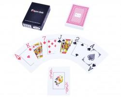 Карты игральные пластиковые Poker Club Красная Рубашка