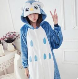 Пижама Кигуруми Сова M