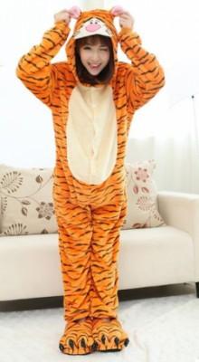 Пижама Кигуруми Тигр M