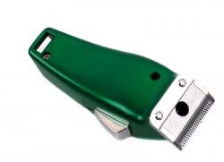 Зажигалка Электробритва зеленая