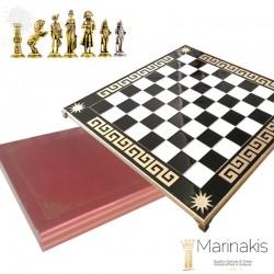 Шахматы Наполеон 39х39 см