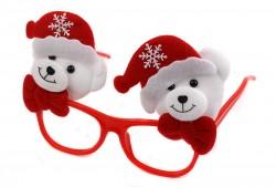 Новогодние очки Медвежонок