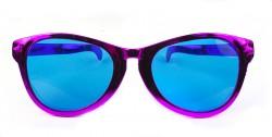 Очки веселые гигант Рей Бен фиолетовые