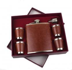 Подарочный набор Элегантность коричневый