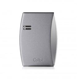 Зажигалка Colibri ECLIPSE серебреная