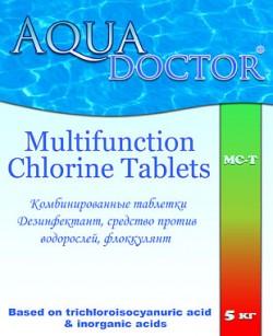 Дезинфектанты на основе хлора AquaDoctor MC-T