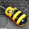 Оптическая мышь пчелка