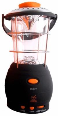 Кемпинговый динамо-фонарь с радио