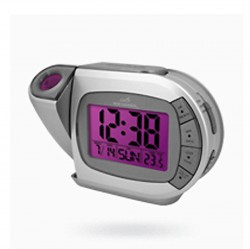 Проекционные часы Wendox W692S-Silver