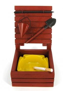 Пепельница набор для курения Антипожарный