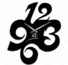 Настенные часы Цифры A-028