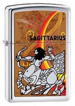 Зажигалка 250 ZODIAC SAGITTARIUS 24939