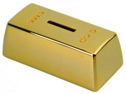 Копилка Слиток золота